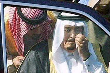 الملك فهد في المستشفى لإجراء فحوصات طبية