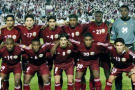 Qatar vs. Oman –final of 17Gulf cup 3