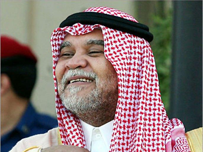 إعفاء بندر بن سلطان في صحف بريطانية