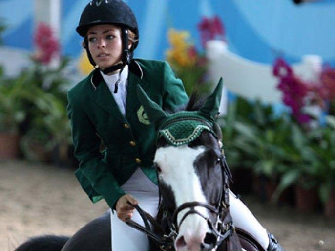 الأولمبية تفاوض بشأن رياضيات السعودية