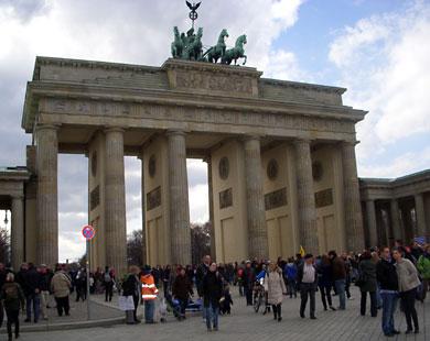 العاصمة الألمانية برلين