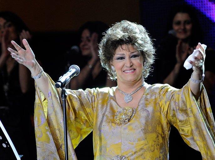 وفاة الفنانة وردة الجزائرية