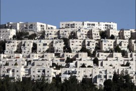 A general view of Ramat Shlomo, a Jewish settlement in the mainly Palestinian eastern sector of Jerusalem, seen on December 18 2012.  Israeli planning committees are to weigh several plans for nearly 5,000 new settler homes in neighbourhoods of annexed east Jerusalem this week, with at least one major project set for final approval. The four projects are up for discussion after Israel gave the green light for the construction of 1,500 homes in the east Jerusalem neighbourhood of Ramat Shlomo, in a move which has already drawn sharp US criticism. AFP PHOTO/AHMAD GHARABLI