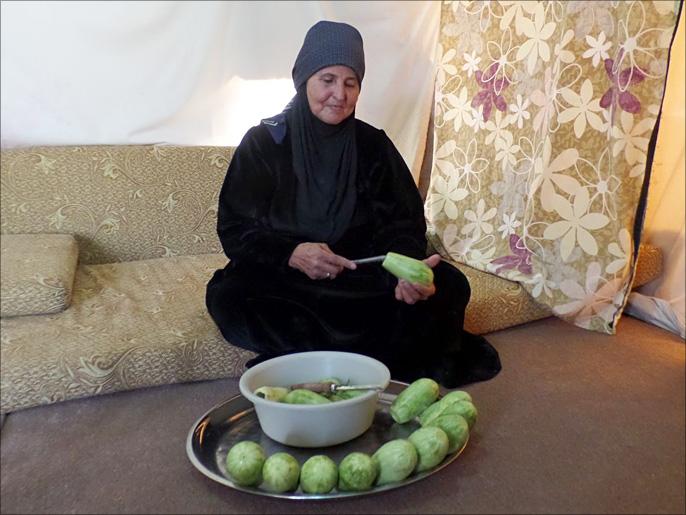 رمضان والعيد بلا فرح في مخيم الزعتري