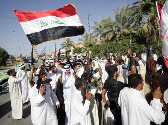 السنة في العراق