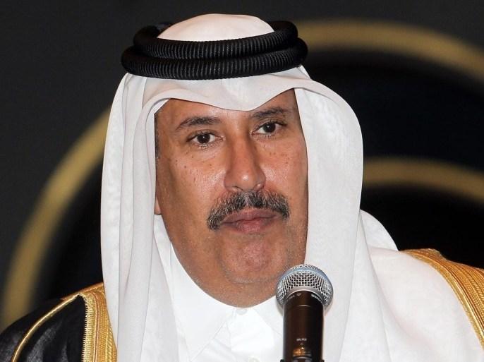 الشيخ حمد بن جاسم بن جبر آل ثاني