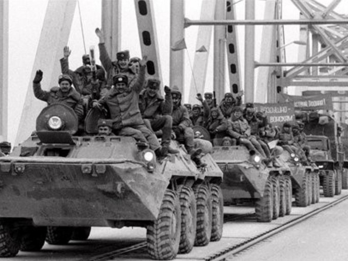 السبعينات: بدأت بموت عبد الناصر وانتهت باجتياح افغانستان