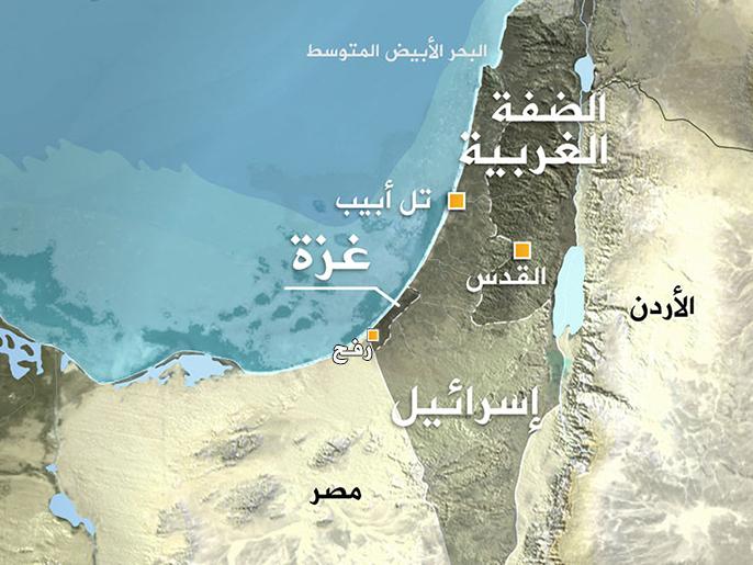 هي فلسطين من النهر إلى البحر