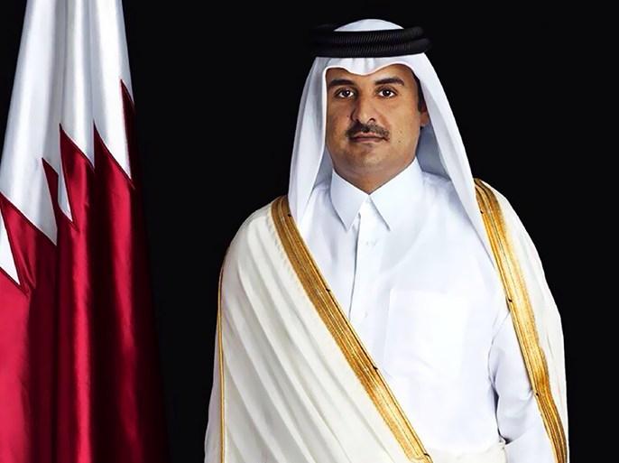 الشيخ تميم بن حمد بن خليفة آل ثاني