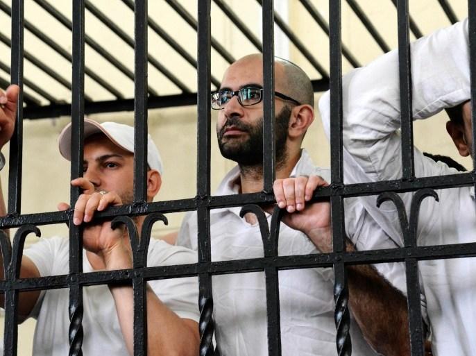 تنفيذ أول إعدام بحق معارض للانقلاب في مصر