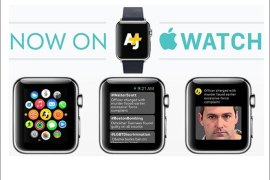 AJ+ Now Available on the Apple Watch