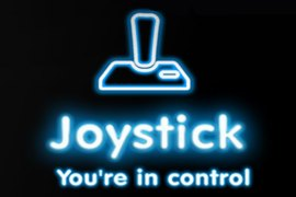 Joystick app for Android