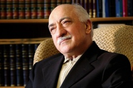 Islamic preacher Fethullah Gulen is pictured at his residence in Saylorsburg, Pennsylvania, in this picture taken December 28, 2004. A Turkish court issued an arrest warrant on December 19, 2014 for U.S.-based Muslim cleric Fethullah Gulen whose followers are accused by President Tayyip Erdogan of leading a terrorist plot to seize power, according to media. The warrant takes Erdogan's campaign to root out Gulen supporters, including purges of the judiciary and police,