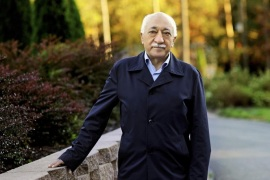 Islamic preacher Fethullah Gulen is pictured at his residence in Saylorsburg, Pennsylvania September 24, 2013. REUTERS/Selahattin Sevi/Zaman Daily via Cihan News Agency