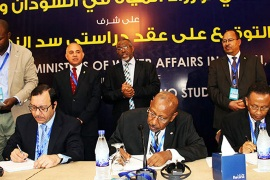 Trilateral meeting for the Grand Renaissance dam in Khartoum