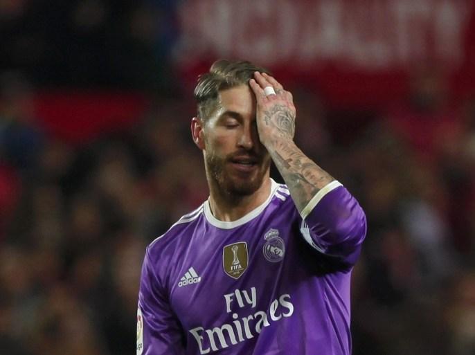 ريال مدريد يخسر أخيرا في إشبيلية