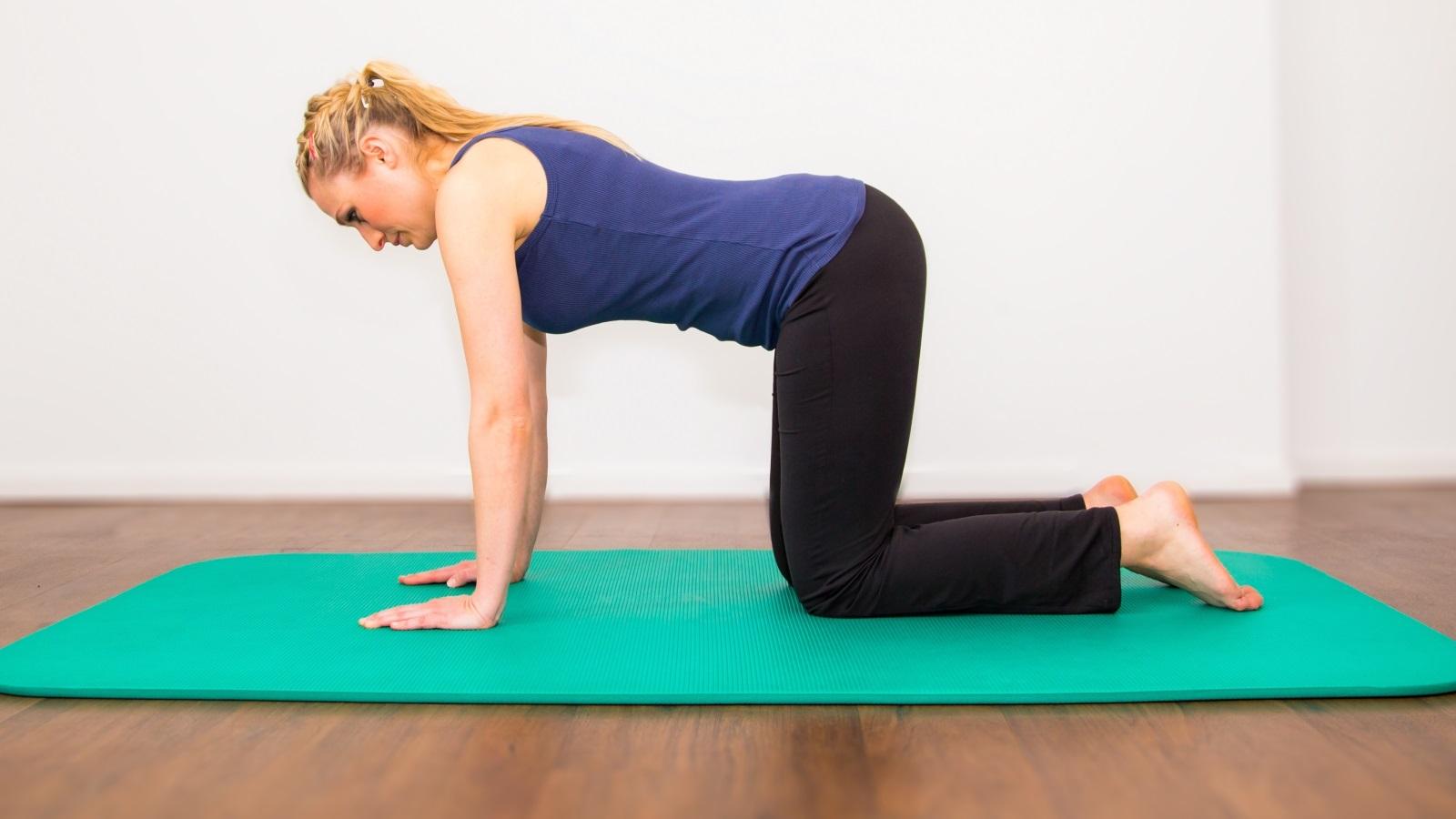 بالصور سبعة تمارين لتقوية عضلات الظهر