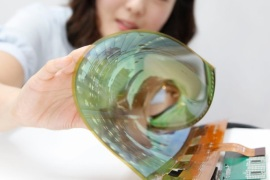 LG-rollable-OLED-display-flexible-rollable