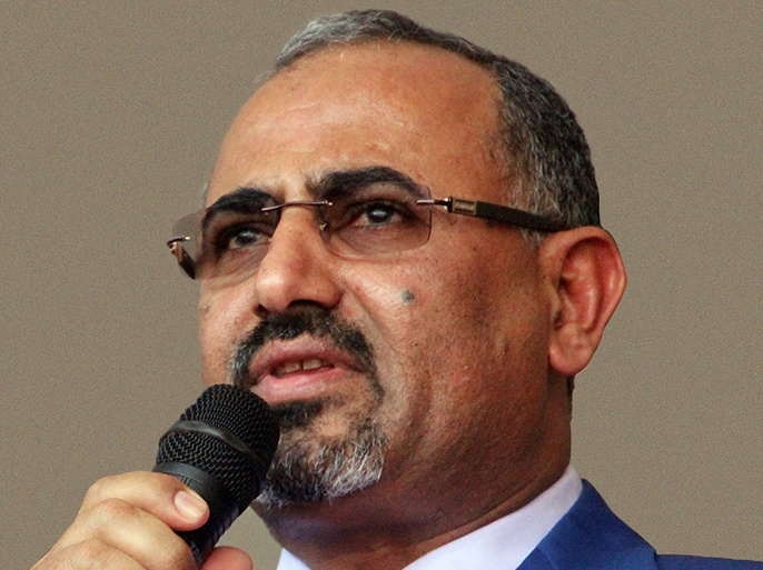 Image result for عيدروس الزبيدي وإسرائيل