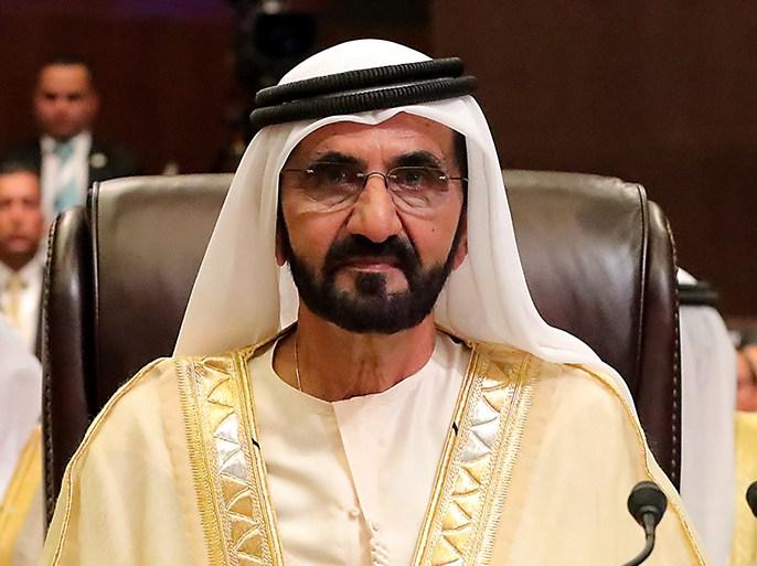 محمد بن راشد حاكم دبي