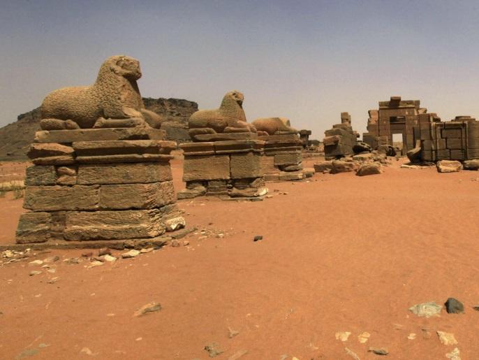اكتشاف مقابر أثرية بشمال السودان