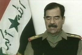 في مثل هذا اليوم 30/12/2006 الخامسة فجراً بتوقيت بغداد تم أعدام القائد صدام حسين 2b5f0800-ec21-4210-9c4b-a1aaf516e438