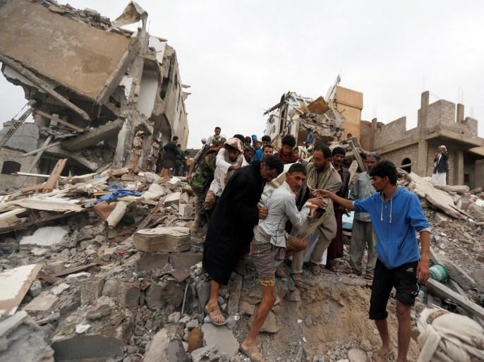 تواطؤ أميركي بريطاني بجرائم الحرب السعودية باليمن