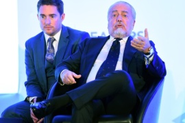 LONDON, ENGLAND – OCTOBER 05:  Aurelio De Laurentiis, Chairman of Napoli SSC attend the Leaders Sport Business Summit at Stamford Bridge on October 5, 2016 in London, England.  (Photo by Eamonn M. McCormack/Getty Images for Leaders)