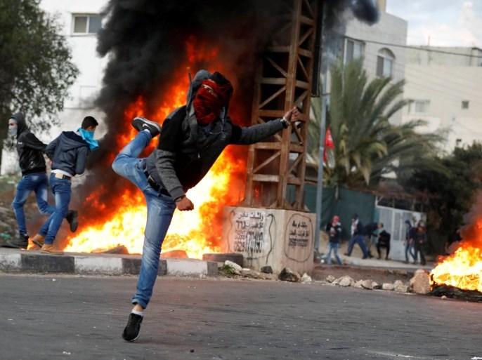 استشهاد فلسطيني متأثرا بإصابته برصاص الاحتلال   إسرائيل أخبار   الجزيرة نت