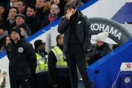 Soccer Football – Premier League – Chelsea vs AFC Bournemouth – Stamford Bridge, London, Britain – January 31, 2018   Chelsea manager Antonio Conte    REUTERS/David Klein    EDITORIAL USE ONLY. No use with unauthorized audio, video, data, fixture lists, club/league logos or