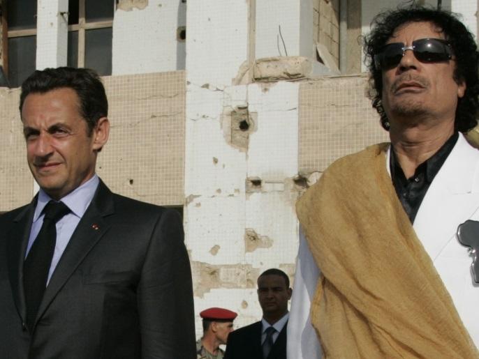 محكمة فرنسية تصدر حكما بسجن الرئيس الفرنسي السابق نيكولا ساركوزي 3 سنوات