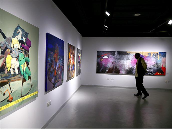 خسائر كورونا.. المعارض الرقمية بديل مُر لترويج الأعمال الفنية