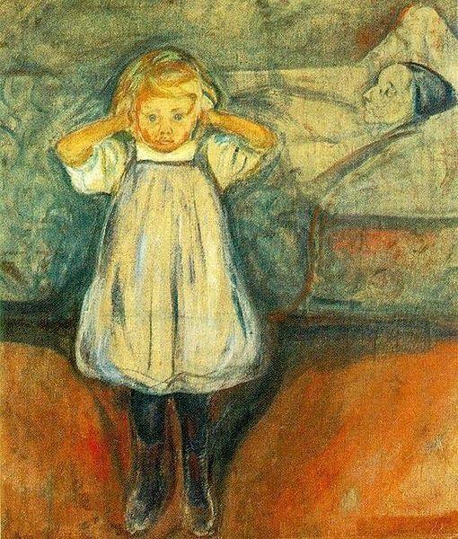 إدفارد مونش.. لوحات رسمت من القلق والمرض | | الجزيرة نت