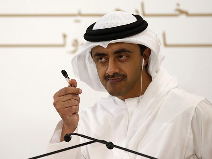 Image result for عبدالله بن زايد
