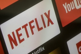 ISTANBUL, TURKEY – MARCH 23:  The Netflix App logo is seen on a television screen on March 23, 2018 in Istanbul, Turkey. The Government of Turkish President Recep Tayyip Erdogan passed a new law on March 22 extending the reach of the country's radio and TV censor to the internet.  The new law will allow RTUK, the states media watchdog, to monitor online broadcasts and block content of social media sites and streaming services including Netflix and YouTube. Turkey already bans many websites including Wikipedia, which has been blocked for more than a year. The move came a day after private media company Dogan Media Company announced it would sell to pro-government conglomerate Demiroren Holding AS. The Dogan news group was the only remaining news outlet not to be under government control, the sale, which includes assets in CNN Turk and Hurriyet Newspaper completes the governments control of the Turkish media.  (Photo by Chris McGrath/Getty Images)