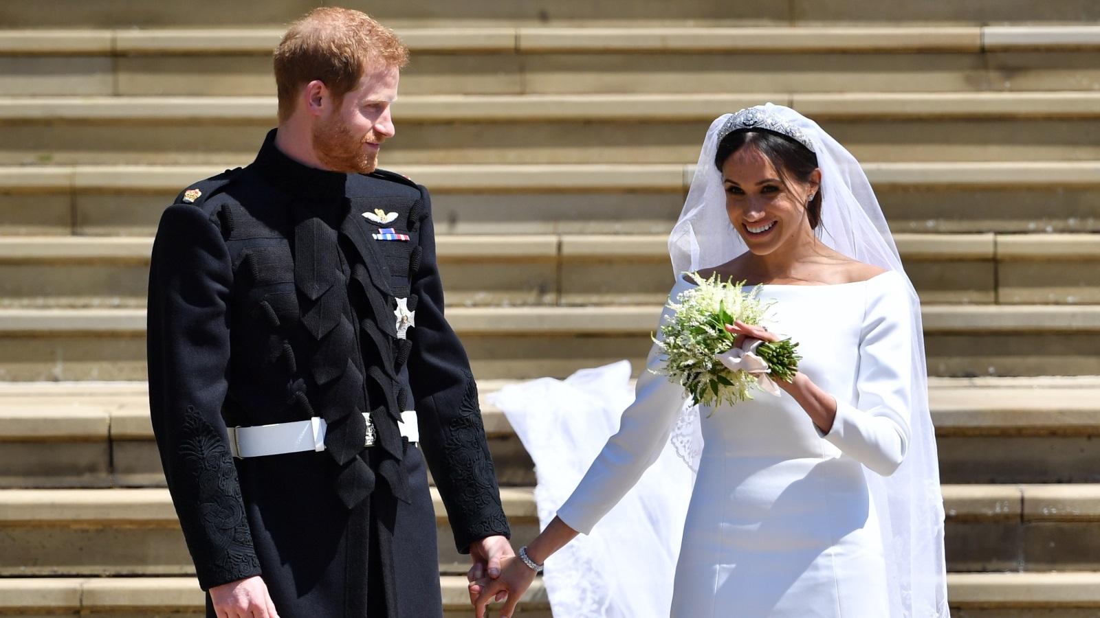 عروس الأمير هاري.. مطلقة وجذورها أفريقية