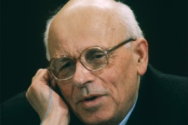 Portrait of the USSR dissident, Andrei Sakharov. (Photo by Alain Nogues/Sygma/Sygma via Getty Images)