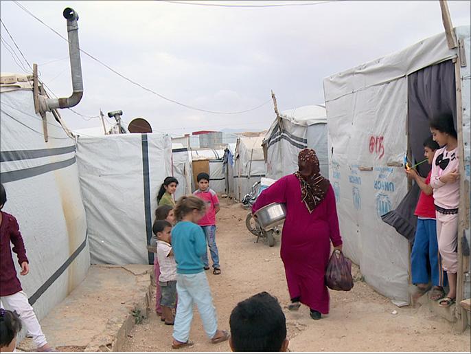 شاهد.. ووتش تكشف عن أوضاع بائسة للاجئين سوريين في لبنان