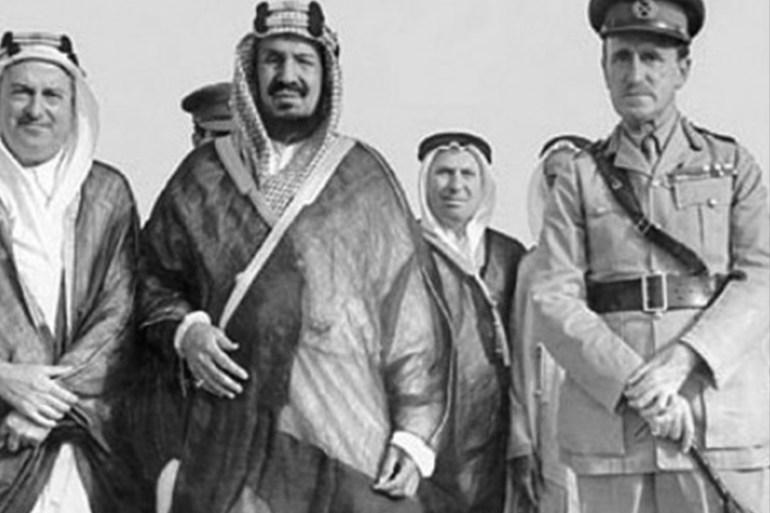 لماذا خص ص البريطانيون راتبا شهريا لعبد العزيز آل سعود