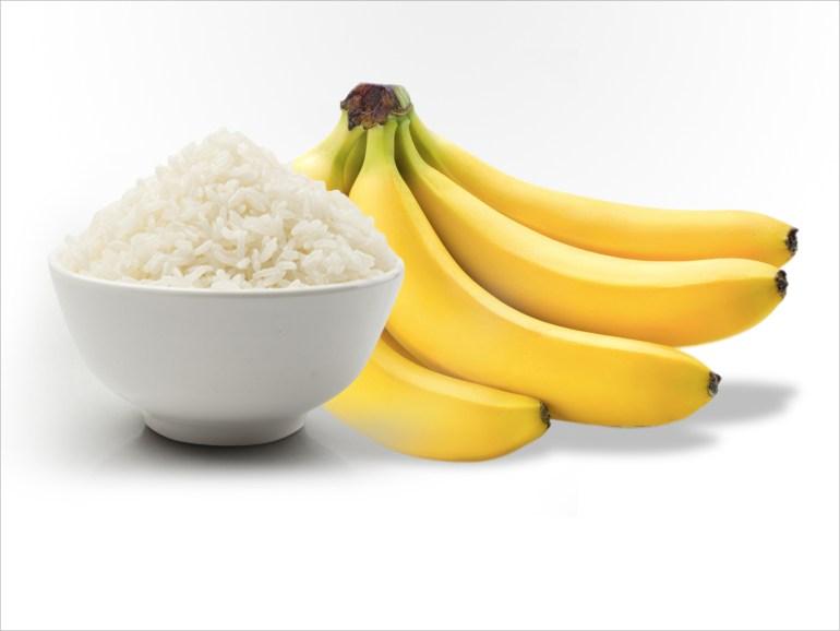 تجنب اضطرابات الهضم و ألم المعدة بعد شهر رمضان الأرز الريحان ماء جوز الهند