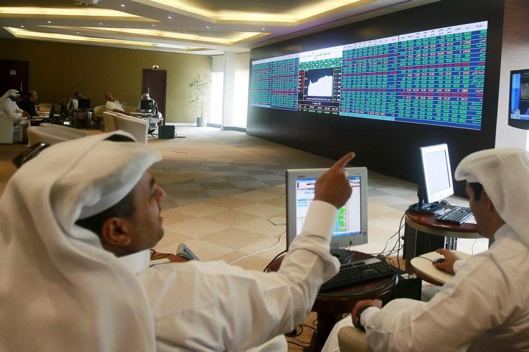 بورصة قطر تعاف كلي من ضغوط الحصار وصعود كبير للأسهم