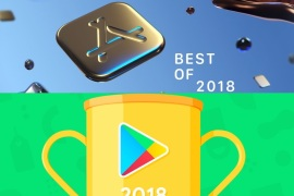 Best apps of 2018 in Google play and App store