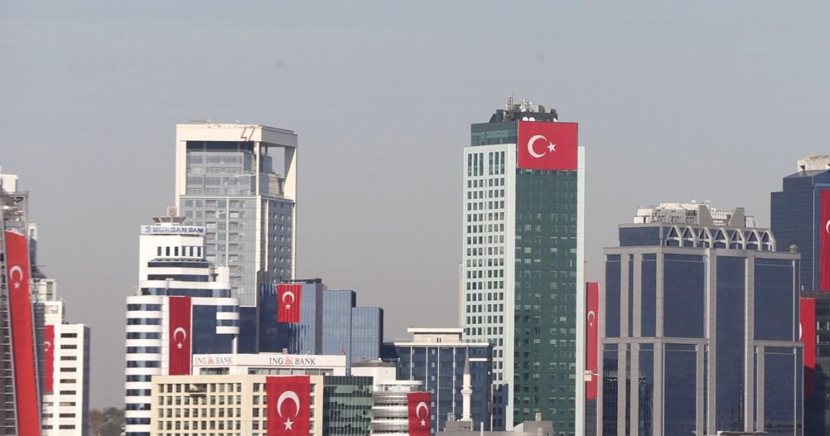 تركيا تحتل المرتبة الثالثة عالميا في مجال المقاولات الدولية