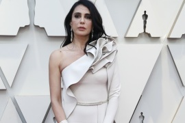 91st Academy Awards – Oscars Arrivals – Red Carpet – Hollywood, Los Angeles,  California, U.S., February 24, 2019. Nadine Labaki. REUTERS/Mario Anzuoni