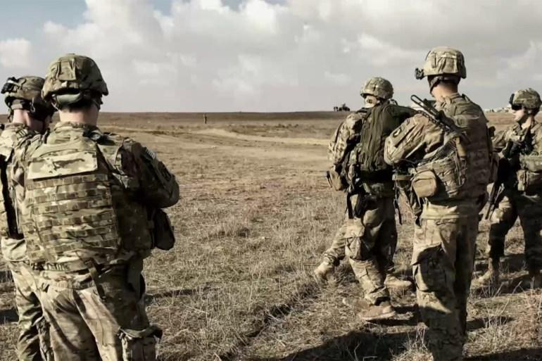 الوجود الأميركي بالعراق سيركز على مساعدة القوات الحكومية (الجزيرة)