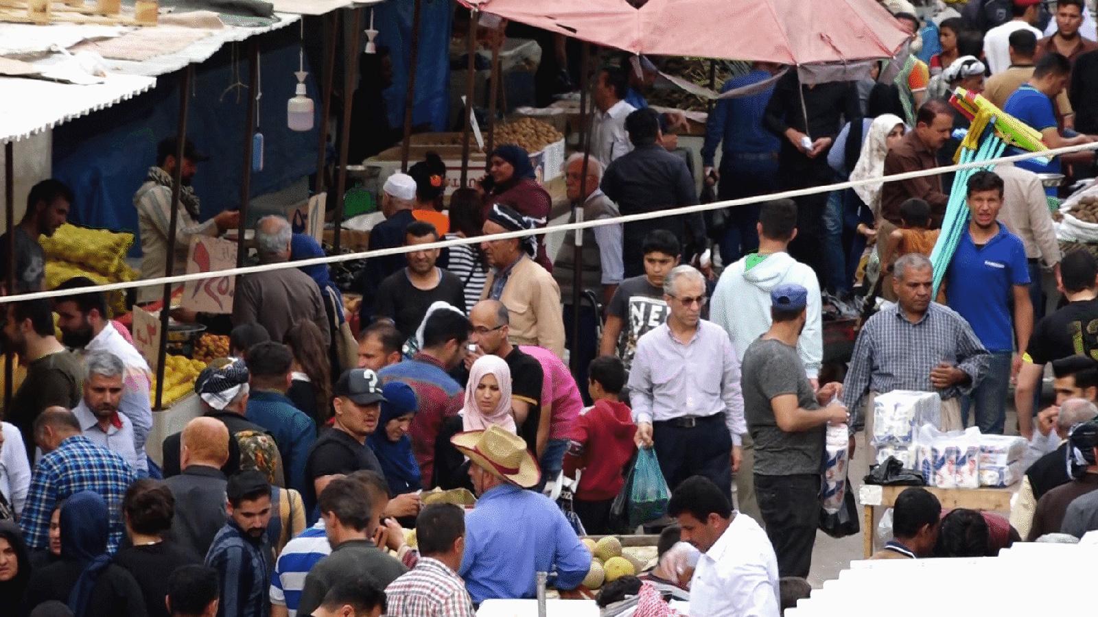 شاهد لهذه الأسباب تزدحم الأسواق العراقية في رمضان