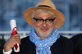 72nd Cannes Film Festival – Photocall after Closing ceremony – Cannes, France, May 25, 2019. Director Elia Suleiman, The Special Mention award winner for his film