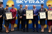 Qatar Airways Wins Four Awards at the 2019 Skytrax World Airline Awards, Including the Coveted 'Best Airline of the Year' for a Record Fifth Time