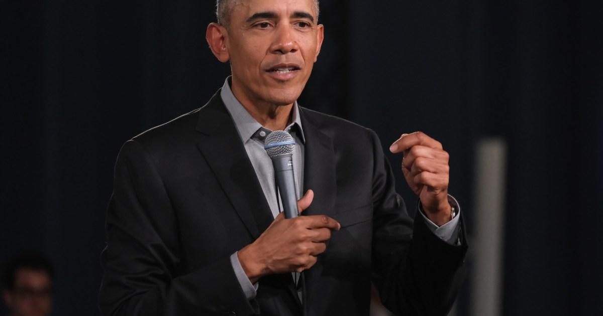 أوباما: شرطة الكونغرس تلطفت مع مقتحميه عكس ما فعلت مع المحتجين على مقتل فلويد