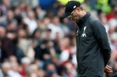 Soccer Football – Pre Season Friendly – Napoli v Liverpool – BT Murrayfield Stadium, Edinburgh, Britain – July 28, 2019  Liverpool manager Juergen Klopp during the match  Action Images via Reuters/Ed Sykes